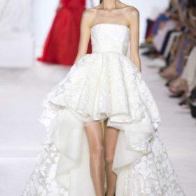 Haute Couture επιλογές για την ημέρα του γάμου σας