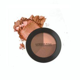 Η πούδρα Toleriane Teint Bronzing Powder της La Roche-Posay έχει τέλειο χρώμα