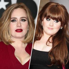 Είναι απίστευτο το πόσο πολύ έχει αλλάξει η Adele τα τελευταία χρόνια!