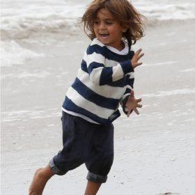 Τα μωρά των celebrities στην παραλία