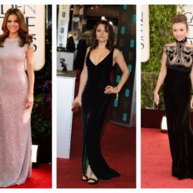 Οι celebrities φοράνε Σήλια Κριθαριώτη