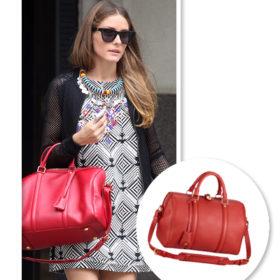 Βρήκαμε την αγαπημένη τσάντα της Olivia Palermo
