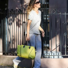 Πόσο κοστίζει η τσάντα της Sarah Jessica Parker;