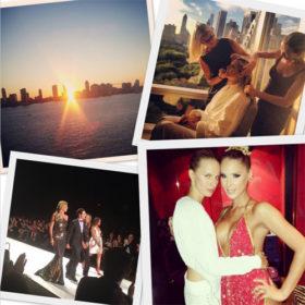 Η NYFW στο Instagram: ημέρα δεύτερη