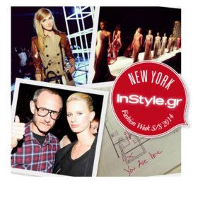 H NYFW στο Instagram: ημέρα τρίτη