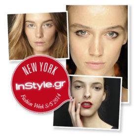 NYFW Beauty Report Άνοιξη/Καλοκαίρι 2014: Ημέρα 4η
