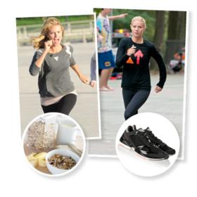 Δέκα tips για να είστε fit και ευδιάθετες κάθε μέρα όπως οι stars