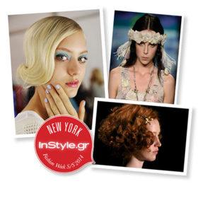 NYFW Beauty Report Άνοιξη/Καλοκαίρι 2014: ημέρα έβδομη