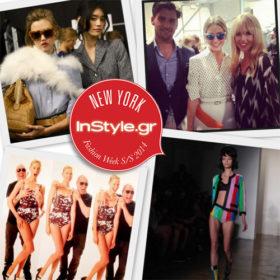 Η NYFW στο Instagram: ημέρα έβδομη