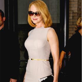 NΥFW: Η Nicole Kidman τραβάει τα βλέμματα πάνω της την τελευταία ημέρα των shows