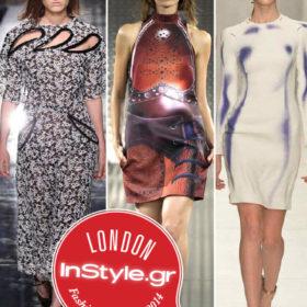 London Fashion Week: ημέρα τέταρτη