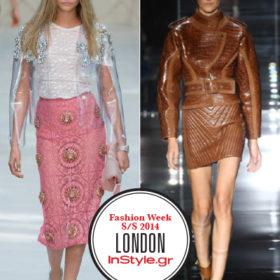 London Fashion Week: Τι είδαμε στην πασαρέλα του Tom Ford και του οίκου Burberry;