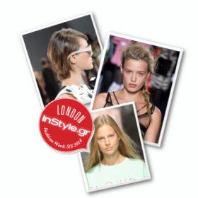 LFW Beauty Report Άνοιξη 2014: Δείτε όσα έγιναν την 4η ημέρα