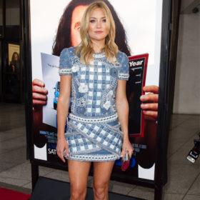 To μυστικό για να αποκτήσετε πόδια σαν της Kate Hudson
