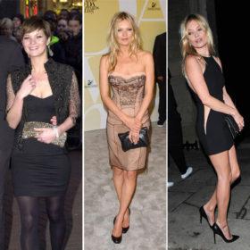 Η στιλιστική εξέλιξη της Kate Moss