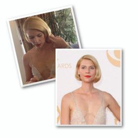 False Alarm: Η Claire Danes ΔΕΝ έκοψε τα μαλλιά της