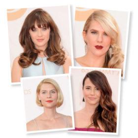 Βραβεία Emmy Awards 2013: Οι τάσεις στα μαλλιά και το μακιγιάζ
