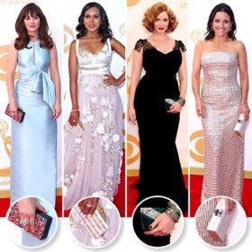 Τι κοινό είχαν τέσσερις σταρ την βραδιά των βραβείων Emmy;