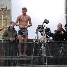 Ο David Beckham σε επικίνδυνες αποστολές
