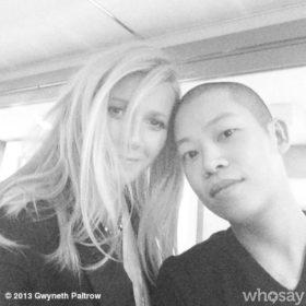 Η Gwyneth Paltrow εγκαινιάζει τον λογαριασμό της στο Instagram