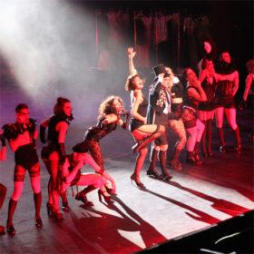 Cabaret: Μέχρι τις 20 Οκτωβρίου στο Μέγαρο Μουσικής