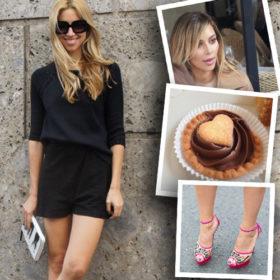 H fashion blogger Φιλιώ Μέτση στις MFW και PFW