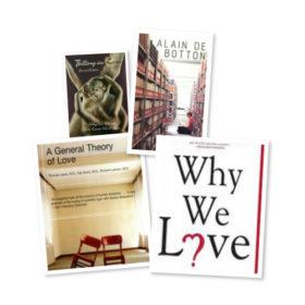 Πέντε βιβλία που καλούνται να λύσουν το μυστήριο του έρωτα