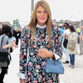 Τι φόρεσε πάλι η Anna Dello Russo και μας εξέπληξε;