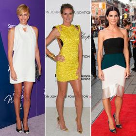 Cap-toe shoes: Οι celebrities που αγαπούν τις δίχρωμες γόβες