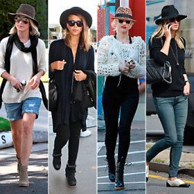Micro Trend: Τα καπέλα των celebrities