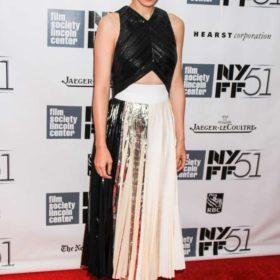 H Rooney Mara με Proenza Schouler