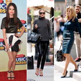Δέρμα: Πώς το φορούν οι celebrities;