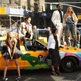 Η νέα καμπάνια DKNY με τις Cara Delevingne, Jourdan Dunn και τον A$AP Rocky