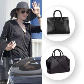Βρήκαμε την τσάντα της Angelina Jolie