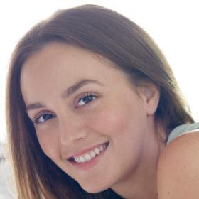 Leighton Meester, η νέα διεθνής πρέσβειρα της Biotherm