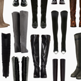 These boots are made for walking: Δέκα μπότες που ξεχωρίσαμε