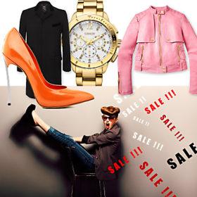 Εκπτώσεις: To InStyle.gr σας αποκαλύπτει τα μυστικά του έξυπνου shopping