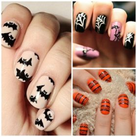 Halloween manicure: Ιδέες για να δοκιμάσετε απόψε το βράδυ!