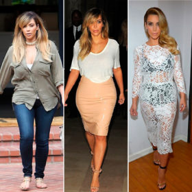 Kim Kardashian: To στυλ της μετά τη γέννηση της κόρης της