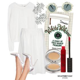 Το outfit της ημέρας: Ντυθείτε στα λευκά με 50 Ευρώ