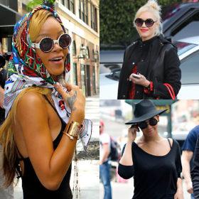 Στρογγυλά γυαλιά ηλίου: Oι celebrities μας δείχνουν τον τρόπο να φορέσουμε το πιο hot trend