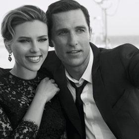 Johansson- McConaughey: Kυκλοφόρησε το φιλμ του αρώματος The One