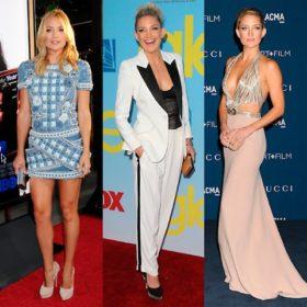 Kate Hudson: Τα καλύτερα red carpet looks της