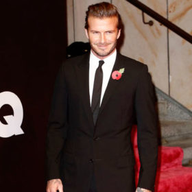 Ο David Beckham δημοσίευσε την πιο τρυφερή φωτογραφία στο Instagram