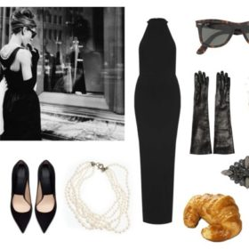 Get the look: Breakfast at Tiffany's