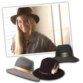 Γνωρίστε τη σχεδιάστρια καπέλων που λατρεύουν οι star του Hollywood