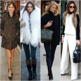Trend Alert: Κλείνουμε τα μαλλιά μέσα στο παλτό