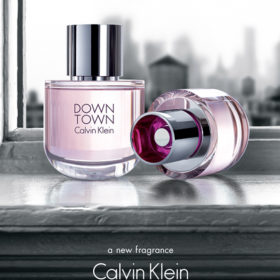 Let's Go Down Town με τον Calvin Klein
