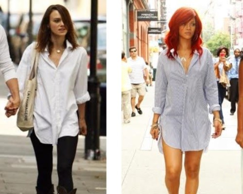 12936bd8ff0c Fashion απορία  «Πώς μπορώ να φορέσω το oversized πουκάμισο » - Μόδα ...