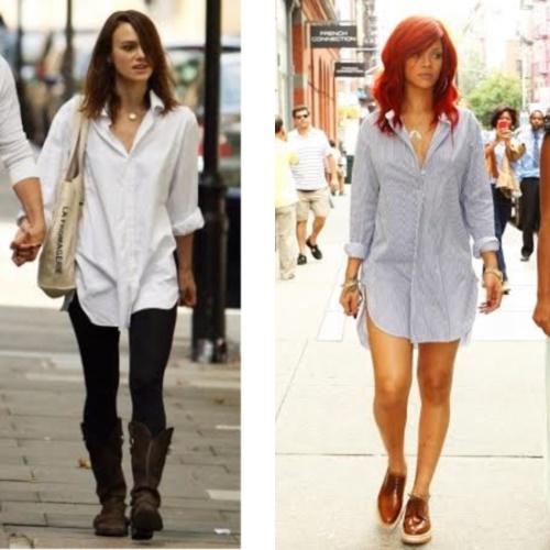 Fashion απορία  «Πώς μπορώ να φορέσω το oversized πουκάμισο » - Μόδα ... 50d483d21e7